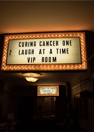 Comedy for Cancer 2018